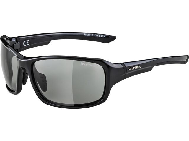 Alpina Lyron VL Gafas, black